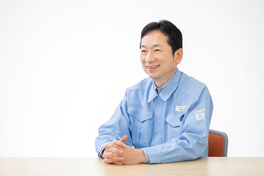 総務部長 小長谷 雅俊